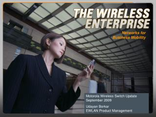 Networks for  Business Mobility