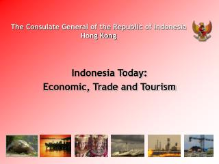 The Consulate General of the Republic of Indonesia Hong Kong