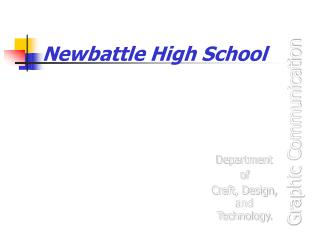 Newbattle High School