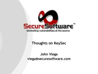 Thoughts on KeySec