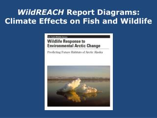 WildREACH  Report Diagrams:  Climate Effects on Fish and Wildlife