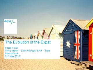 The Evolution of the Expat