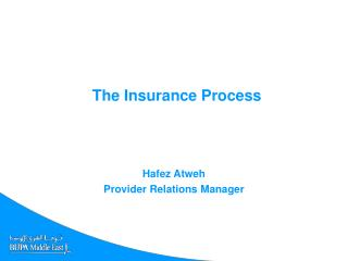 The Insurance Process