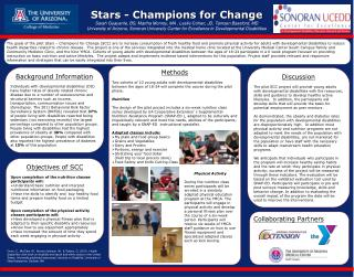 Stars - Champions for Change