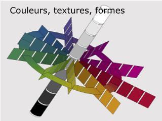 Couleurs, textures, formes