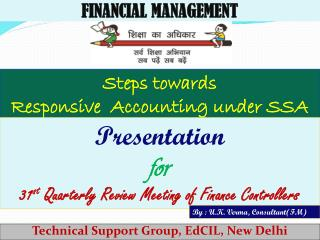 Technical Support Group,  EdCIL , New Delhi