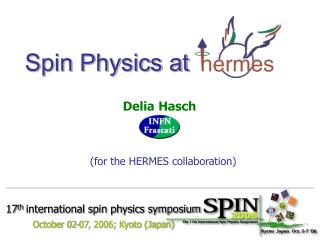 Spin Physics at
