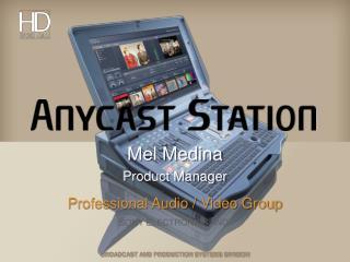 Mel Medina Product Manager