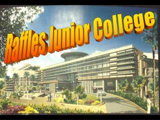 Raffles Junior College