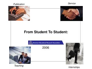 From Student To Student: