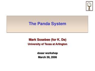 The Panda System
