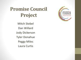 Promise Council Project
