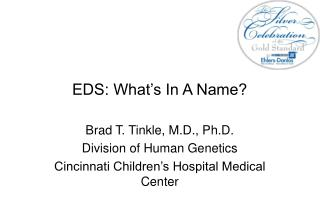 EDS: What's In A Name?