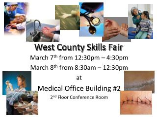 West County Skills Fair