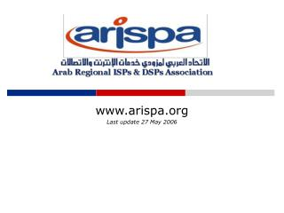 arispa Last update 27 May 2006