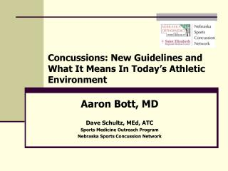 Concussions: New Guidelines and What It Means In Today�s Athletic Environment