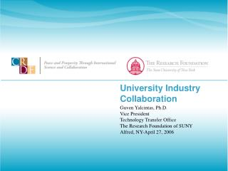 University Industry Collaboration