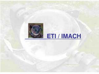 ETI / IMACH