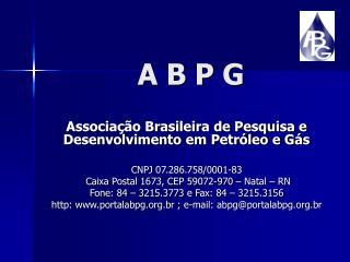A B P G