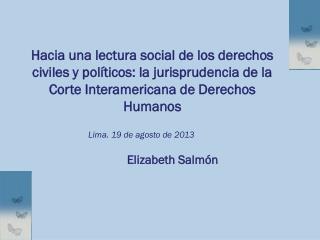 Elizabeth Salmón