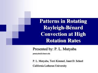 Patterns in Rotating Rayleigh-B énard Convection at High Rotation Rates