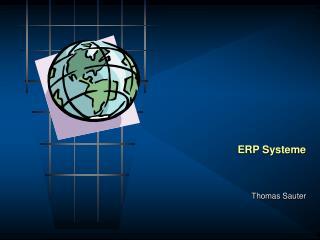 ERP Systeme