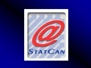 Vue d'ensemble  de  Statistique Canada Gaëtan Drolet Section de l'IDD Montréal 30 avril 2004