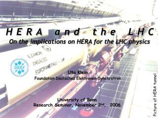 Uta Klein  Foundation Deutsches Elektronen-Synchrotron