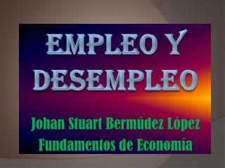 Empleo y   desempleo