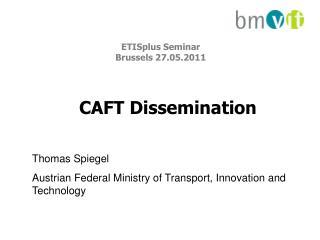 ETISplus Seminar Brussels 27.05.2011