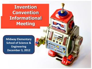 Invention Convention Informational Meeting