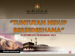 Khutbah  Multimedia