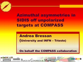 Azimuthal asymmetries in SIDIS off unpolarized targets at COMPASS