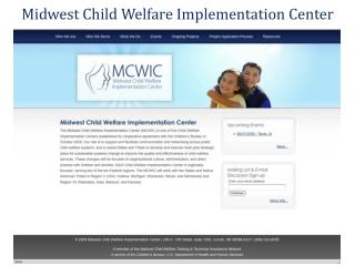 Midwest Child Welfare Implementation Center