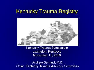 Kentucky Trauma Registry