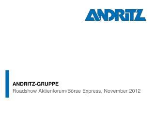 ANDRITZ-GRUPPE