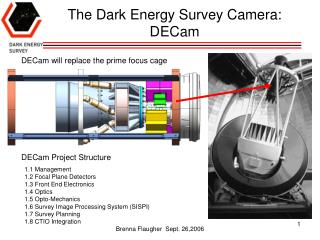 The Dark Energy Survey Camera: DECam