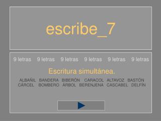 escribe_7