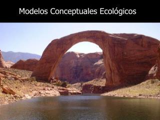 Modelos Conceptuales Ecológicos