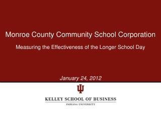 Monroe County Community School Corporation