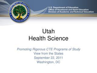 Utah Health Science