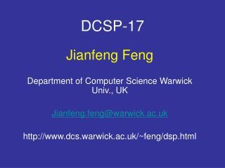 DCSP-17