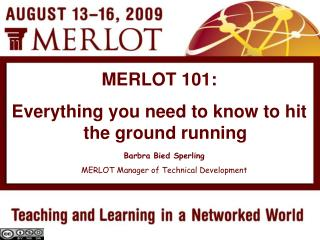 MERLOT 101: Everything you need to know to hit the ground running
