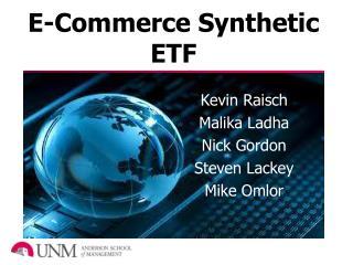 E-Commerce Synthetic ETF
