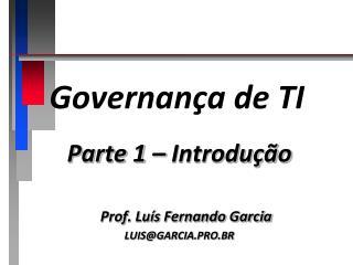 Governança de TI
