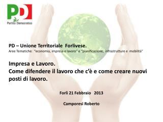 Forlì  21 Febbraio    2013  Camporesi  Roberto