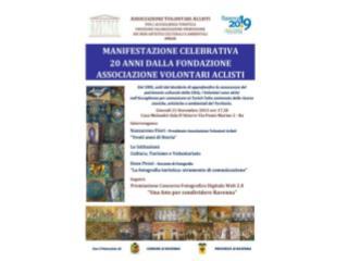 SCOPI STATUTARI E ATTIVITA' FRUIZIONE, VALORIZZAZIONE, PROMOZIONE   del patrimonio culturale