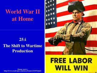 World War II at Home