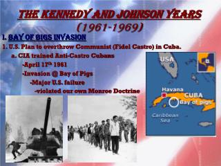 The Kennedy and Johnson Years (1961-1969)