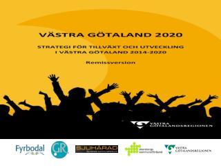VG2020 – INGÅNGAR OCH FÖRÄNDRINGAR